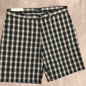NEW* Polo Ralph Lauren plaid/checkered shorts